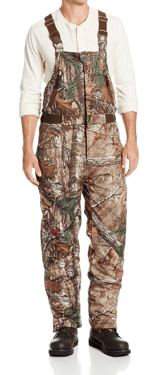Badlands Men's Convection Camo Insulated Hunting Bib