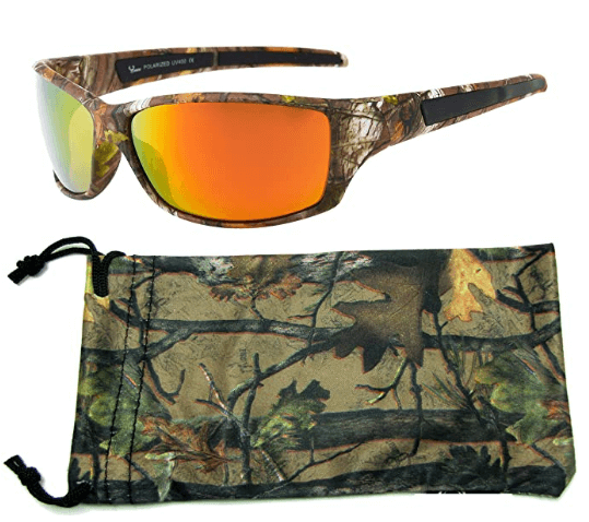 Hornz Polarized Camo Sunglasses for Men