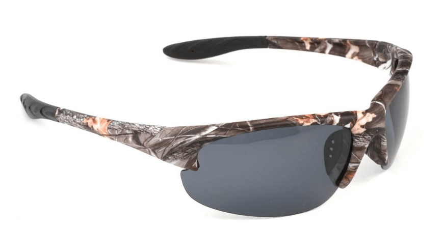 Motelan Tr90 Polarized Casual Camo Sports Sunglasses