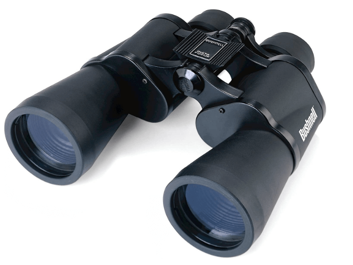 Bushnell Falcon 10x50 Wide Angle Binoculars with Wide Angles