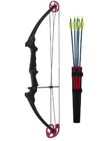 Genesis Original Kit Top Rated Compound Bow For Beginners