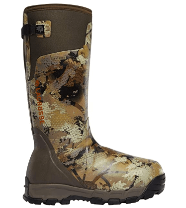 Lacrosse Men's Alphaburly Pro 18 1600G Waterproof Hunting Shoe