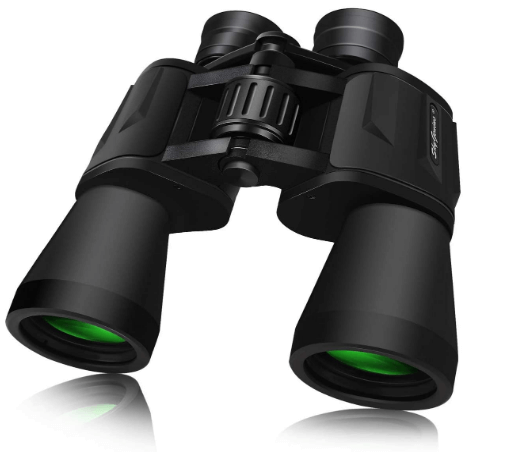 SkyGenius 10 x 50 Powerful Binoculars