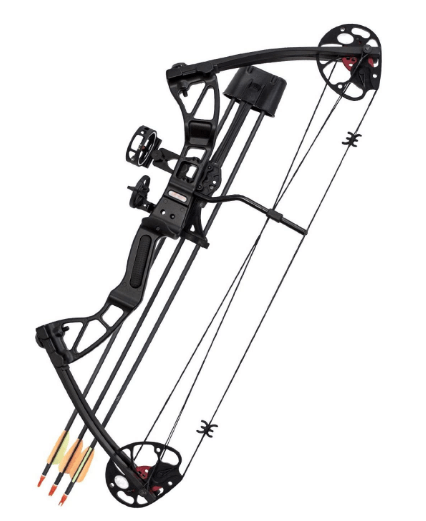 Southland Archery Supply SAS Adjustable Quad Limb Top Rated Compound Bow