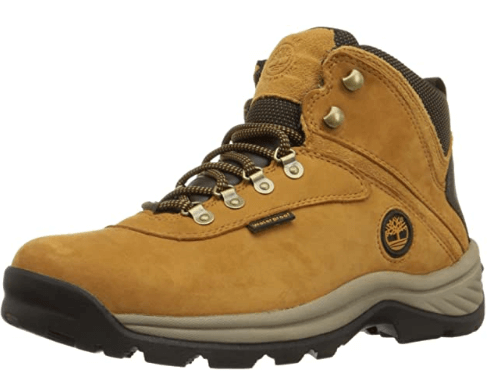 Timberland Men's White Ledge Mid Waterproof Hiking Shoe